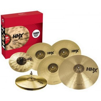 Sabian HHX Super Set