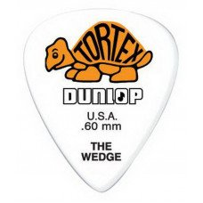 Dunlop 424P.60 Tortex Wedge Player's Pack 0.60