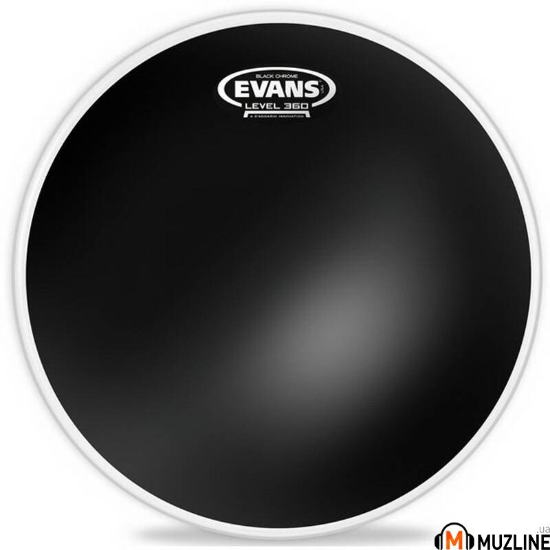 Evans ETPCHR-S Black Chrome Standart Set
