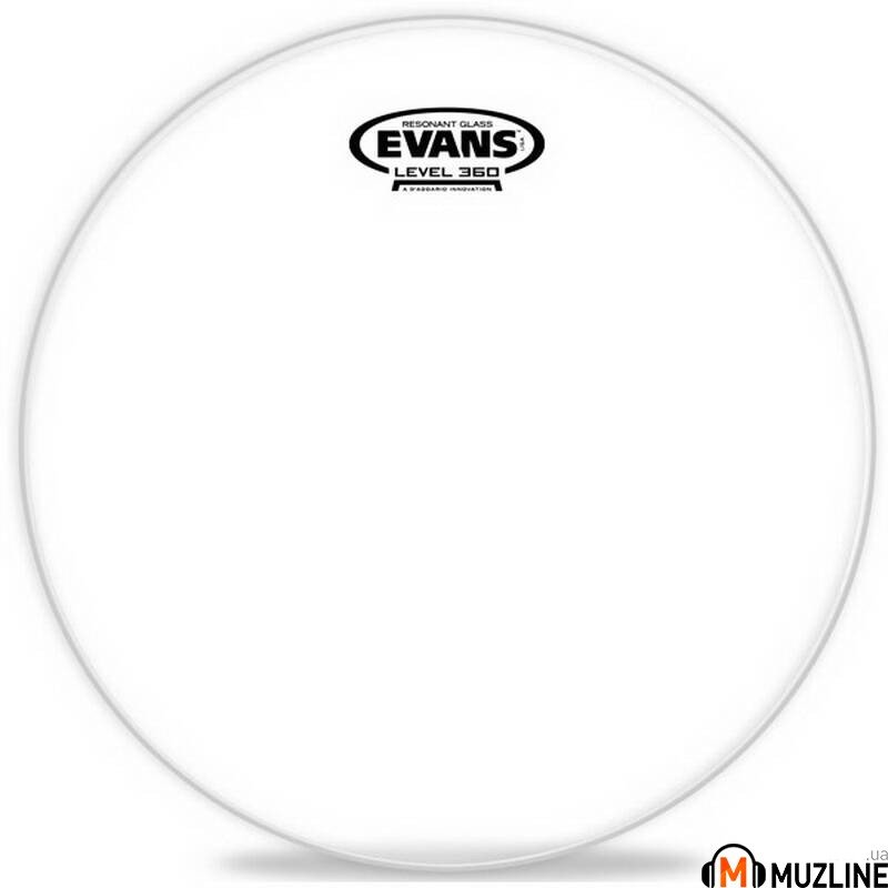 "Evans TT14RGL 14"" Resonant Glass"