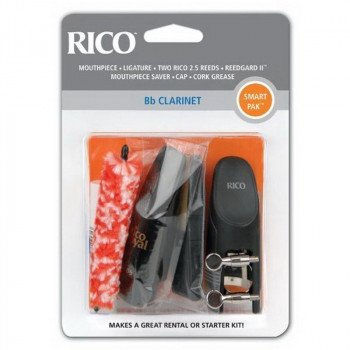 Rico RSMPAKBCL Pack for Clarinet Bb