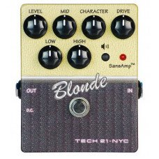 Гитарная педаль Tech 21 Character Series Blonde V2