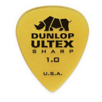 Dunlop 433P1.0 Ultex Sharp Player's Pack 1.0