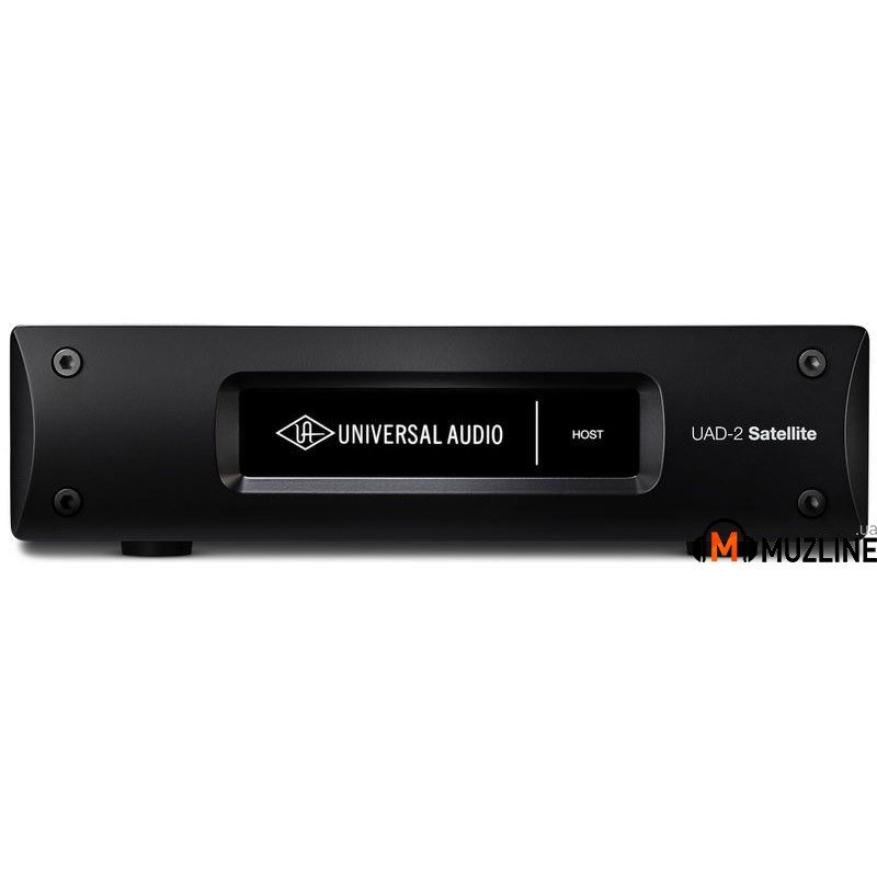 DSP процессор Universal Audio UAD-2 Satellite Thunderbolt Quad Core