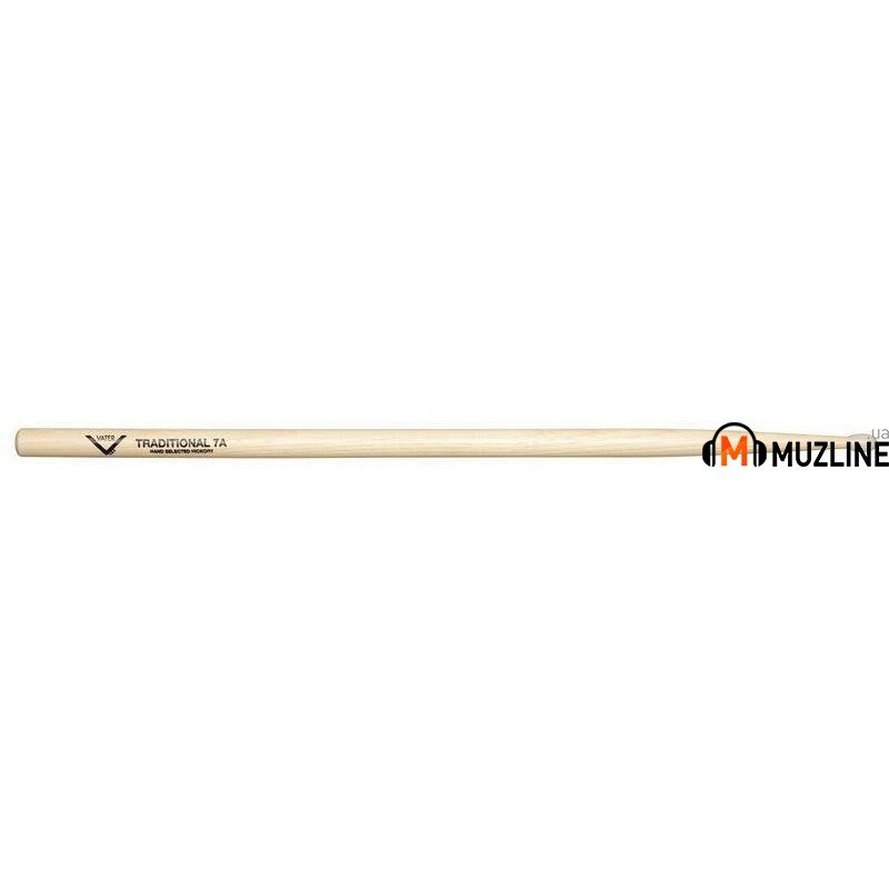 Барабанные палочки Vater VHT7AN American Hickory Traditional 7AN
