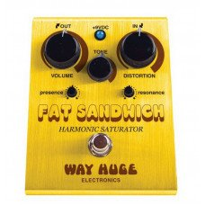 Гитарная педаль Dunlop Fat Sandwich Harmonic Saturator Distortion