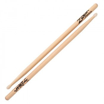 Барабанные палочки Zildjian Super 5A Nylon Natural Drumsticks