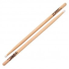 Барабанные палочки Zildjian Super 5B Nylon Natural Drumsticks