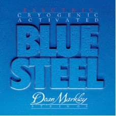 Струны для электрогитары Dean Markley 0211 Bluesteel Electric 011