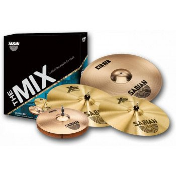 Sabian Garage Mix Set