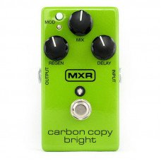 Гитарная педаль Dunlop M269SE MXR Carbon Copy Bright Analog Delay