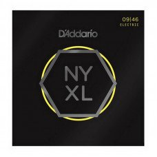 Струны для электрогитары D'Addario NYXL0946 Super Top  Regular Bottom 09-46