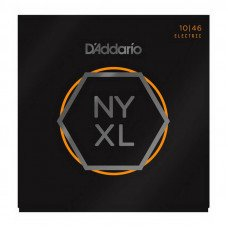 Струны для электрогитары D'Addario NYXL1046 Regular Light 10-46