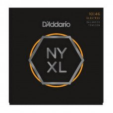 Струны для электрогитары D'Addario NYXL1046BT Balanced Tension Regular Light 10-46