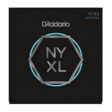 Струны для электрогитары D'Addario NYXL1152 Medium Top  Heavy Bottom 11-52