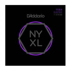 Струны для электрогитары D'Addario NYXL1164 Medium 7-String 11-64