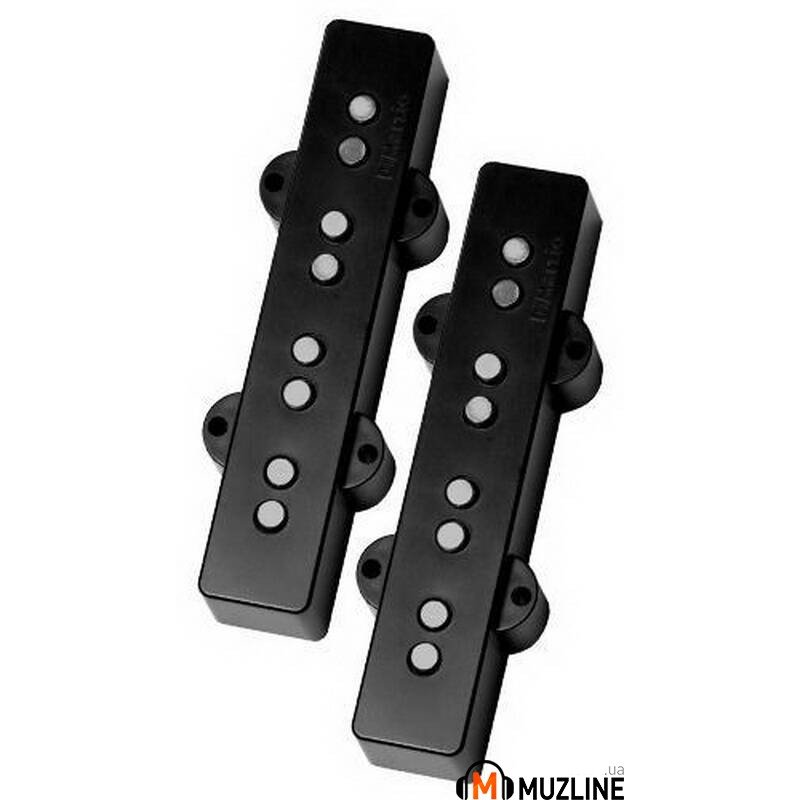 Звукосниматель DiMarzio DP249BK Area J Set Black