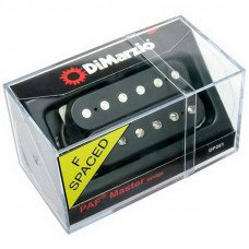 Звукосниматель DiMarzio DP261FBK PAF Master Bridge F-Spaced Black
