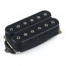 Звукосниматель DiMarzio DP100FBK Super Distortion F-Spaced Black