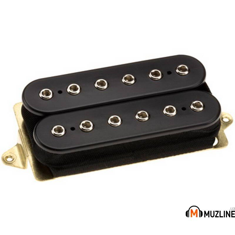 Звукосниматель DiMarzio DP156FBK Humbucker From Hell F-Spaced Black