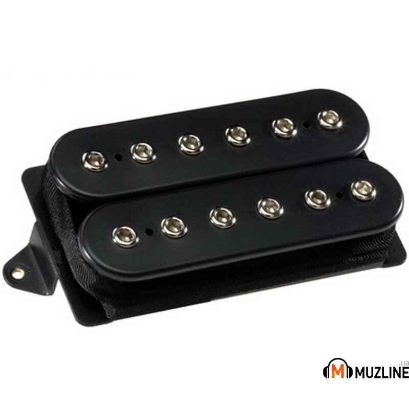 Звукосниматель DiMarzio DP165FBK The Breed Neck F-Spaced Black
