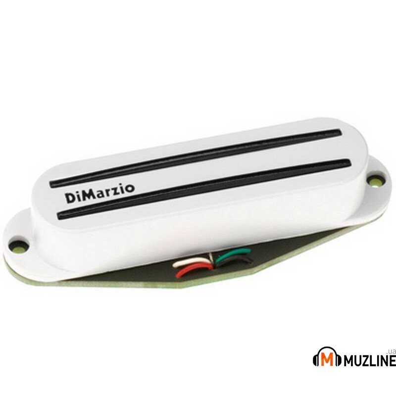 Звукосниматель DiMarzio DP225W BC-1 Billy Corgan Neck White
