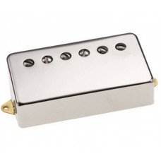 Звукосниматель DiMarzio DP191N Air Classic Bridge Nickel Cover