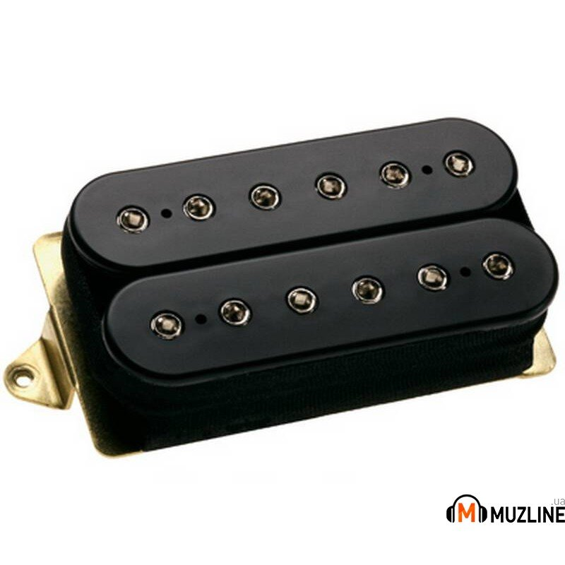 Звукосниматель DiMarzio DP220FBK D Activator Bridge F-Spaced Black