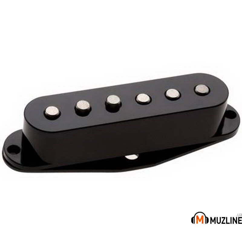 Звукосниматель DiMarzio DP423BK The Injector Bridge Black
