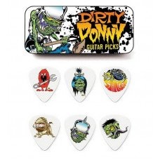 Dunlop BL111T1.0 Dirty Donny Picks Tin 1.0