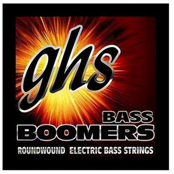 Струны для бас-гитары GHS Strings Boomers Bass Set