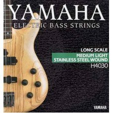 Струны для бас-гитары Yamaha H4030 Stainless Steel Medium Light 4 String 45-105