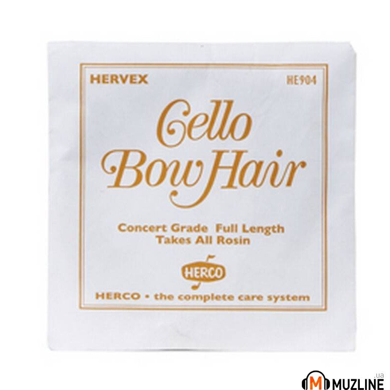 Dunlop HE904 Cello Bow Hair