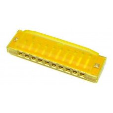 Губная гармошка Hohner Happy Yellow C