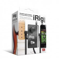 Гитарный процессор IK Multimedia iRig Stomp