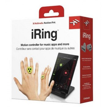 Миди-контроллер IK Multimedia iRing White