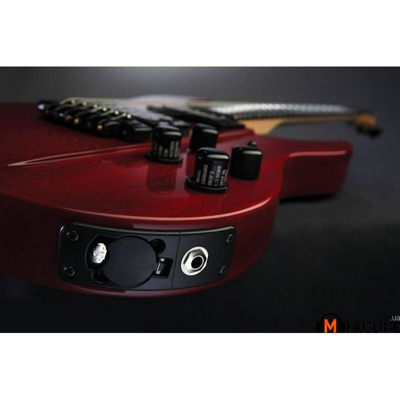 Электрогитара Line6 James Tyler Variax JTV-89 Blood Red