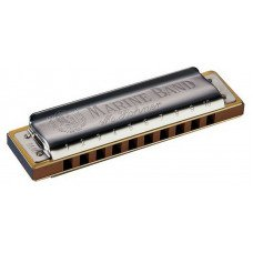 Губная гармошка Hohner Marine Band E-Major