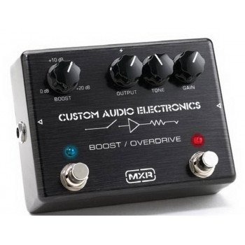 Гитарная педаль Dunlop MC402 Custom Audio Electronics Boost / Overdrive