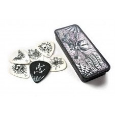 Dunlop JPH01T088 James Hetfield Signature Pick Tin 0.88