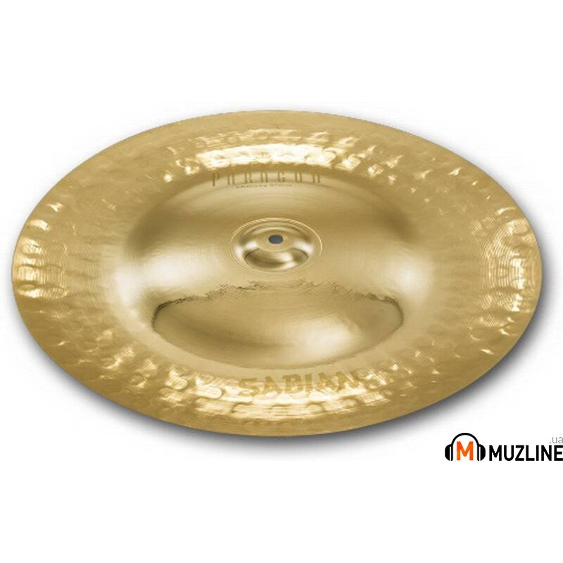 "Sabian 19"" Paragon Chinese Brilliant"