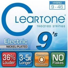 Струны для электрогитары Cleartone 9419 Electric Nickel-Plated Hybrid 09-46