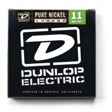 Струны для электрогитары Dunlop DEK1150 Pure Nickel Med Heavy 11-50