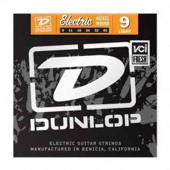 Струны для электрогитары Dunlop DEN0942 Electric Light 9