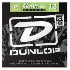 Струны для электрогитары Dunlop DEN1254 Electric Heavy 12