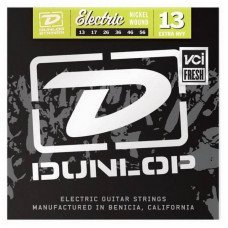 Струны для электрогитары Dunlop DEN1356 Electric Extra Heavy 13