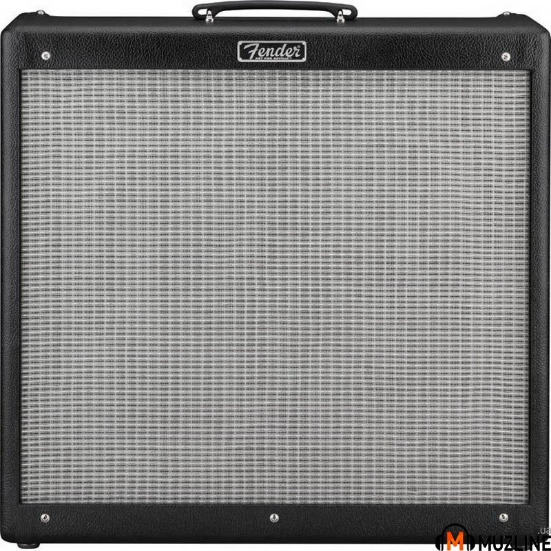 Комбоусилитель для электрогитары Fender Hot Rod Deville 410 BK