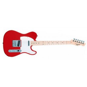 Электрогитара Fender Squier Affinity Telecaster MN CHROME RED