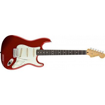 Электрогитара Fender Squier Classic Vibe Stratocaster 60s Candu Apple Red