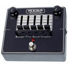 Гитарный процессор Mesa Boogie 5-Band Grafic EQ